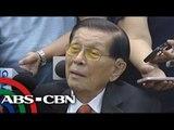 Enrile: I can win pork barrel scam case