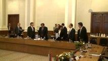 Türkiye, Bulgaristan ve Yunanistan Arasında Güvenlik İşbirliği Anlaşması