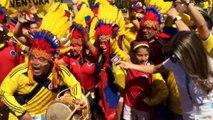 Côte d'Ivoire - Colombie : Une marée jaune a envahit Brasilia - Didier Drogba remplaçant