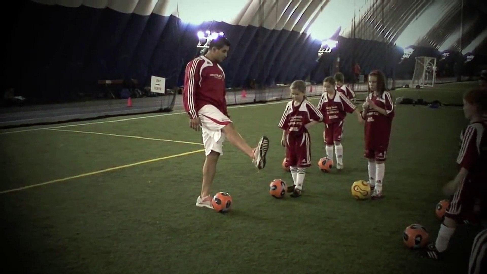 Under 9 Team Training