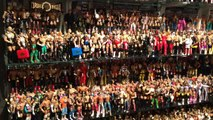"""WWE ACTION INSIDER: Toysrus store wrestling figure aisle accessories found review """"grims toy show"""""""