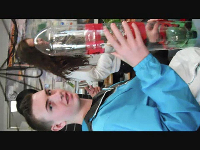 bottle rocket project 2011 physics