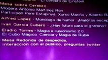 Amazings 2011. ¿Hay futuro para el grafeno? Iván García Cubero