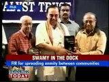 Sonia Gandhi is targeting me  Subramanian Swamy