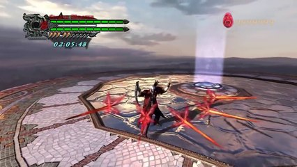 Devil May Cry 4 Special Edition Dante Combat Overview Video de Devil May Cry 4 : Special Edition