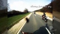 Yamaha R1 | crash