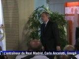 Foot: Ancelotti limogé du Real Madrid, malgré ses appuis