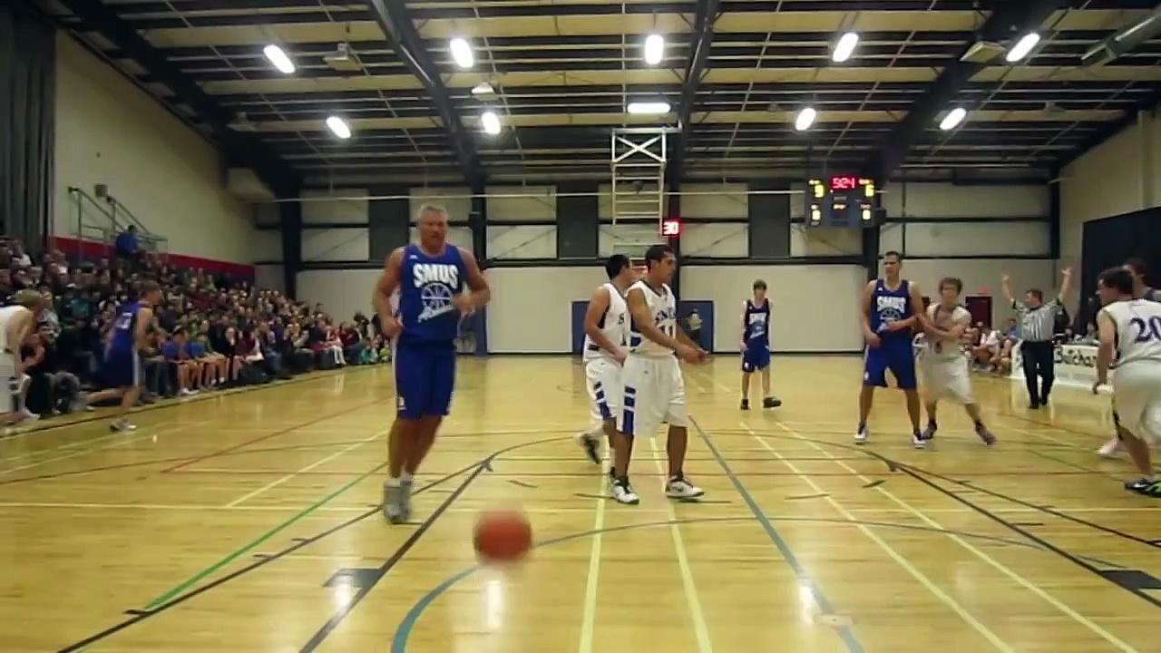 SMUS Alumni Basketball Game Highlights