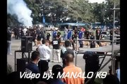 MANALO K9 Video: K9 Fun Match - Camp Crame, Philippines (VINTAGE VIDEO)