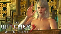 The Witcher 3: CUTE WITCH - Hunting a Witch Main Quest Live!!