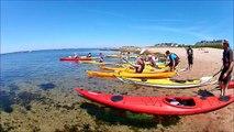 Sillages Kayak de Mer à Quiberon