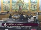 PJI's Matt McReynolds' Testimony Against AB 1266
