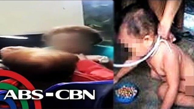 TV Patrol: Bata, ginawang parang aso ng sariling ina; Lalaki, minamaltrato ang isang matanda
