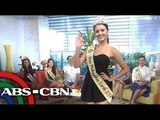 Miss PH Earth 2014 winners visit 'UKG' set
