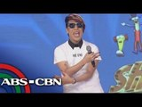 Vice promotes his new song on It's Showtime