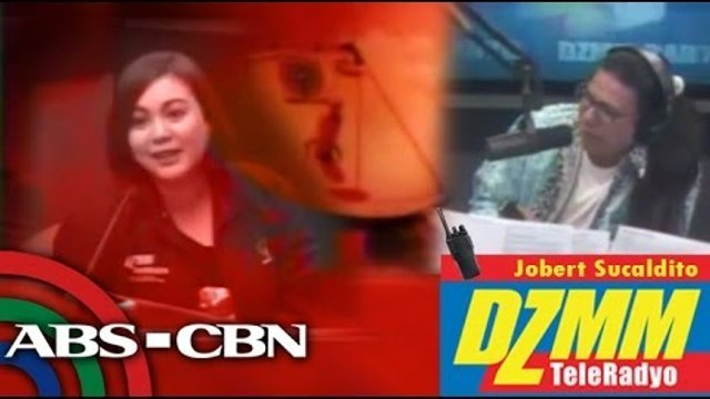 Claudine Barretto's surprise visit in ABS-CBN