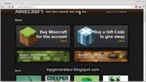 Avoir Minecraft Premium Gratuit SANS LOGICIEL FR  Compte Premium Minecraft Gratuit