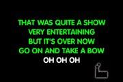 Rihanna - Take a bow - Karaoke