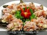 EXQUISITOS PLATOS PERUANOS,UNA SELECCION D LOS PLATOS PERUANOS MAS CONOCIDOS...PERUVIAN FOOD