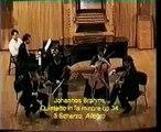 Brahms Piano Quintet op.34 in f minor- 3.Scherzo