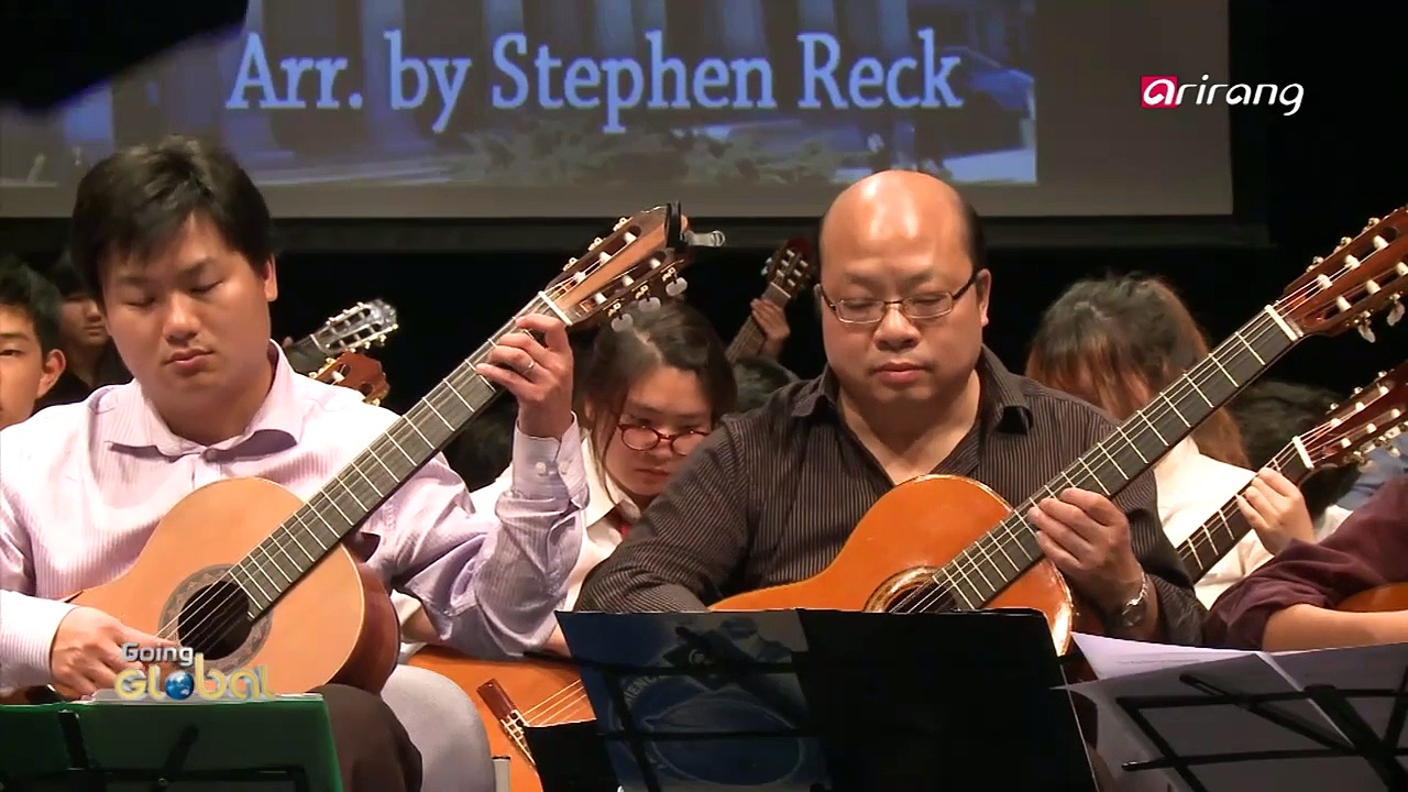 The biggest classical guitar performance in history of New Zealand