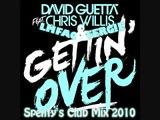 David Guetta Ft. Fergie Ft. LMFAO Ft. Chris Willis - Gettin' Over You (Spenty's Club Mix)