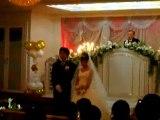 Maya weds Kim in 2006/03/19