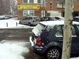 Gran nevada en madrid 2009