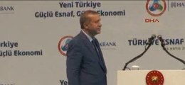 Erdoğan, Hata Yapan Sunucuyu 3 Kez Uyarmak Zorunda Kaldı