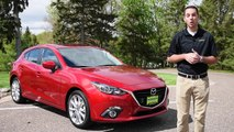 2015 Mazda3 Hatchback | Model Overview | Test Drive | Morrie's Minnetonka Mazda