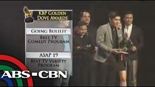 ABS-CBN wins best TV station award