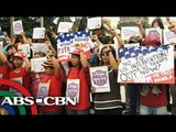Activists kick off protests against Obama visit