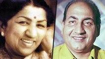 Lata Mangeshkar-Rafi Controversy REVEALED
