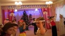 """Парный танец """"Новогодний детский сад"""""""