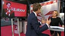 Tristram Hunt on Ed Miliband's electability - Newsnight