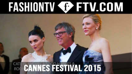 Cannes Film Festival 2015 - Day Five pt. 3 | FashionTV