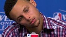 Golden State Warriors on Game 4 Loss _ Warriors vs Rockets _ Game 4 _ May 25, 2015 _ NBA Playoffs