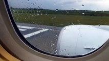 KLM 777-300ER Takeoff in Kuala Lumpur International Airport