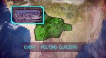 GHF Hotspots Melting Glaciers in Bolivia