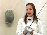 Epee Fencing Attacks : Angles & Flicks in Epee Fencing