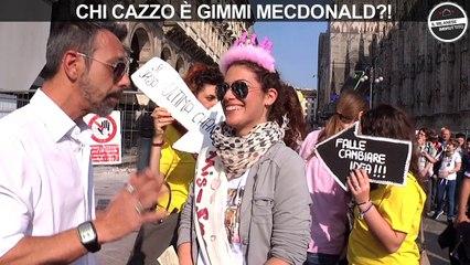 Le Interviste Imbruttite - EXPO #3 - Gimmi Mecdonald