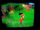 Dragon ball Z budokai tenkaichi 3-Goku vs Vegeta