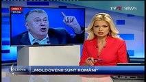 """Jirinovski: """"Moldovenii sunt români! Noi, ruşii, i-am numit moldoveni, dar nu există un astfel de popor - moldoveni! Ei sunt români şi trebuie să trăiască acolo, cu românii."""""""