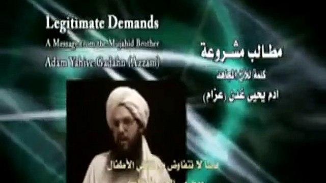 Jewish Zionist faking Al Qaeda