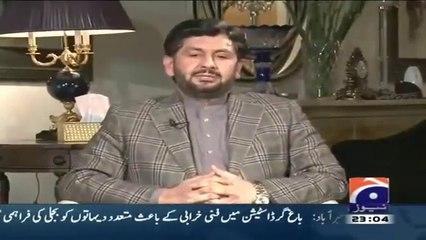 Malik Riaz Latest Interview with Saleem Safi-Jirga