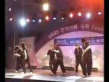 Poppin Hyun Joon and Crew