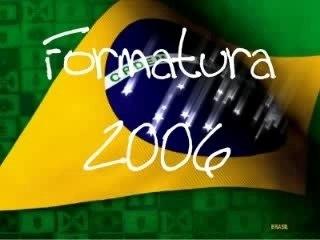 Formatura 2006