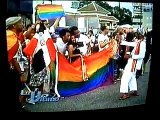 Caravana Orgullo GLBT Dominicano ( Programa Lo Ultimo-Telemicro Canal 5)