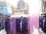 Señor de los Milagros de Vitarte 2008 - 2da Cuadrilla - ultimo domingo 4