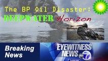 """BP Oil Spill : """"It's Just a Wafer Thin Oil Spill"""" (BP CEO) - LiveOilSpill.com"""